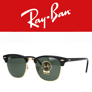 [Ray-Ban] CLUBMASTER RB3016 W0365 49